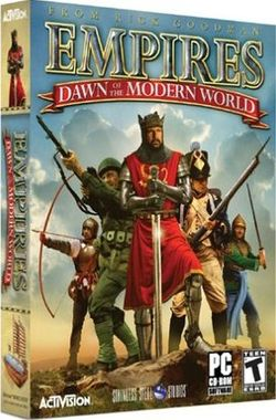 سریال نامبر بازی Empires: Dawn of The Modern World
